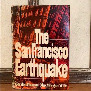 The San Francisco Earthquake Book